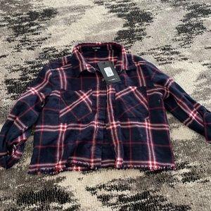 Flannel crop